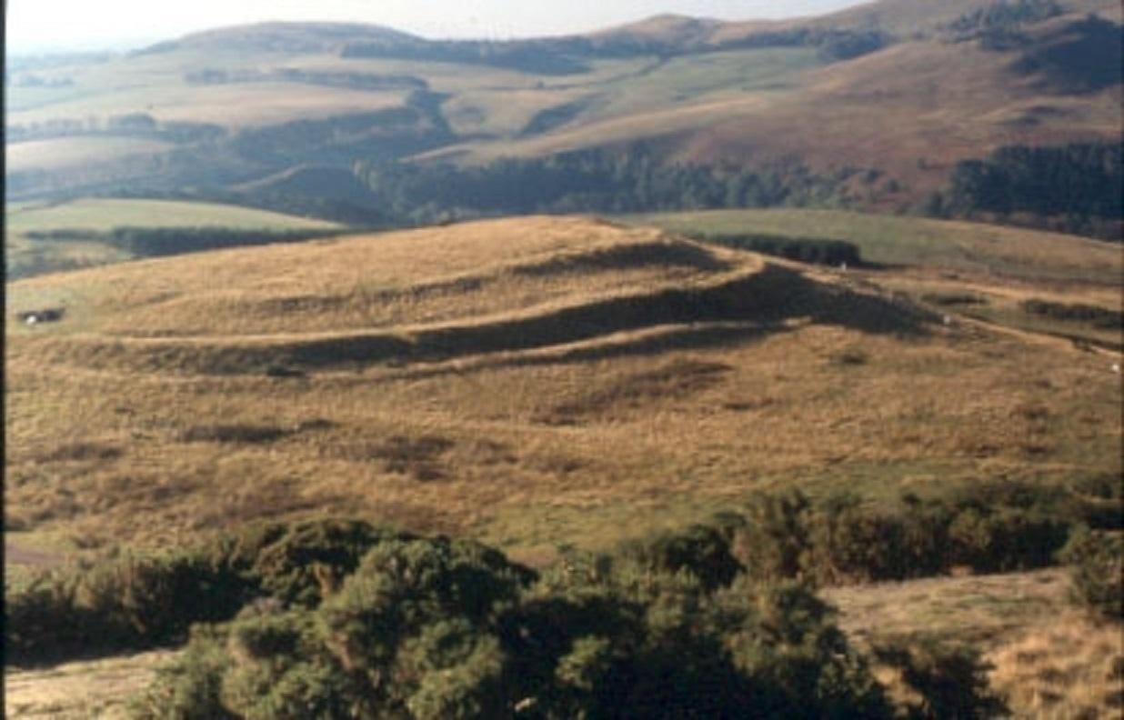 Castle Law Hill Fort